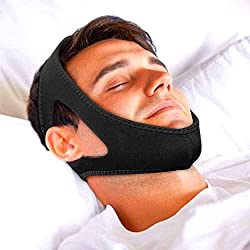 in budget affordable Good Living Inc Anti-Snoring Strap and CPAP Chin Strap – Advanced Triangular Design Snoring…