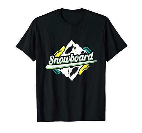 Snowboard Boarder Snowboarder Wintersport Ski Skiurlaub T-Shirt