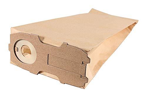 [10 Stück] Premium Staubsaugerbeutel mehrlagig Papier für Vorwerk Kobold VK118 VK119 VK120 VK121 VK122