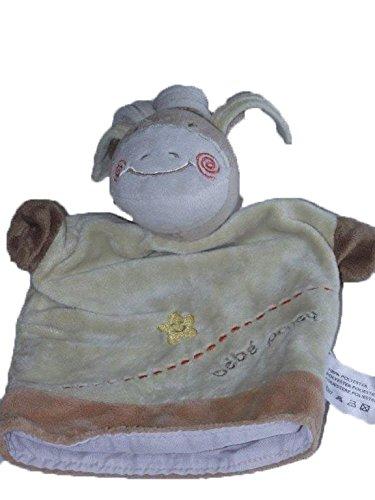Kiabi – Doudou Kiabi marioneta Bebe poni – 6902
