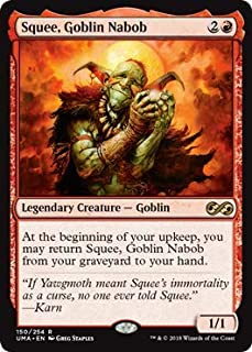 Magic: The Gathering - Squee, Goblin Nabob - Ultimate Masters - Rare