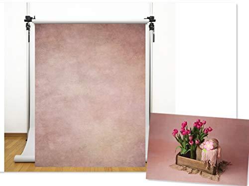 WaW Hellbraun Studio Fotohintergrund Stoff Kulisse Fotowand Hintergrund Kinder Baby 1.5x2.2m