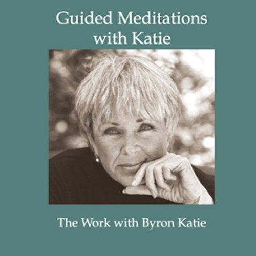 Guided Meditations with Katie audiobook cover art