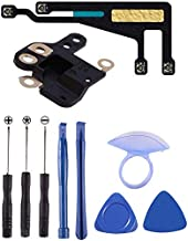 D-FLIFE GPS Antenna WiFi Signal Flex Ribbon Cable Replacement Kit + Module + Screws for iPhone 6 4.7