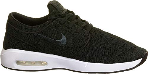 Nike Mens SB AIR MAX Janoski 2 Walking Shoe, Black Anthracite White