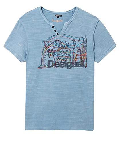 Desigual - Camiseta Ron