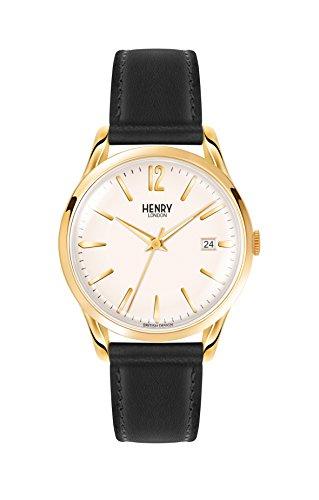 Henry London Armbanduhr HL39-S-0010