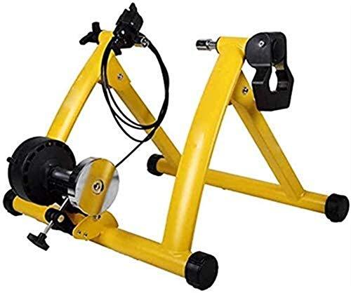 bici mtb Indoor Bike Trainer Soporte De Rodillos For Bicicletas Turbo Entrenando, Rodillo Magnético De Bicicletas, Bicicletas Turbo Trainer Magnetic Roller Turbo Trainer Bicicleta Con La Velocidad Aju
