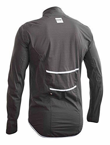 Northwave Rainskin Shield Fahrrad Regenjacke schwarz 2022: Größe: XL (52)