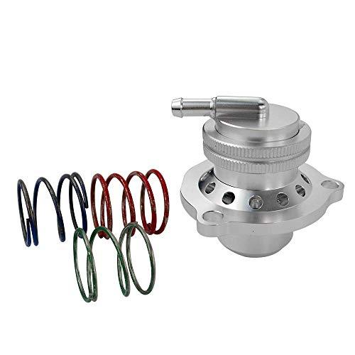 Yongenee Presión Turbine Car Válvula de Alivio Universal Turbo válvula de Descarga válvula de Escape BOV for B u i C h e v y Piezas de la válvula Piezas de automóviles