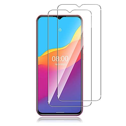 QULLOO para Ulefone Note 10 (2021) Protector de Pantalla,[2 Pack] 9H Dureza...