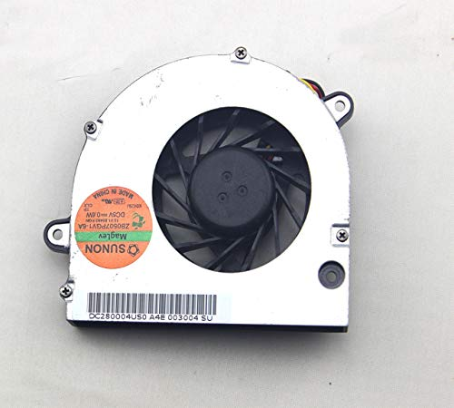KEMENG Laptop CPU Fan for Toshiba Satellite L500 L500D L505 L505D L550 L550D L555 L555D, DC 5V 3 Pins