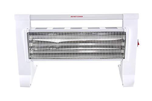 opiniones calefactor infrarrojos baño calidad profesional para casa