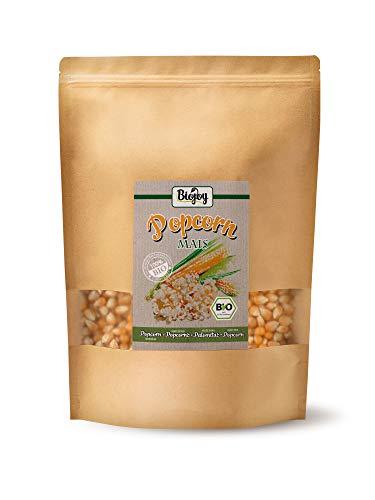 Biojoy Maiz para palomitas orgánico, sin OGM (2 kg