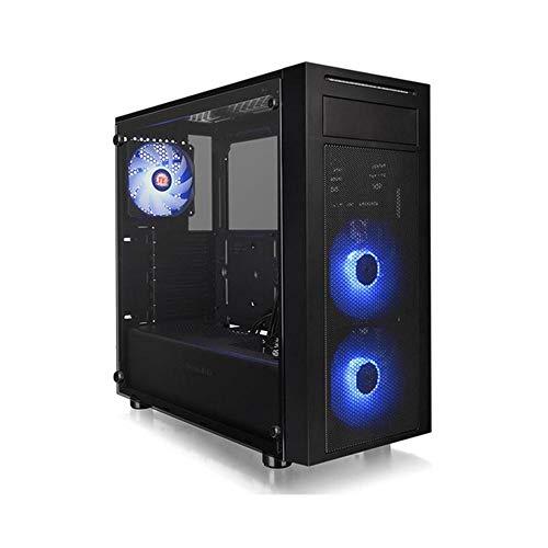 Thermaltake PC-behuizing Versa J22 TG RGB zwart