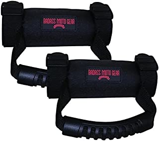 Badass Moto Gear ATV & UTV Roll Bar Grab Handle 2 Pack