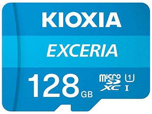 Photo of Kioxia 128GB Exceria U1 Class 10 microSD