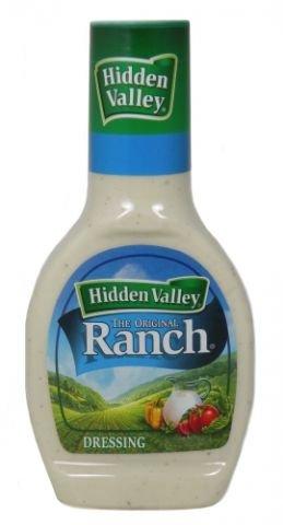 Hidden Valley Ranch Dressing 473 ml
