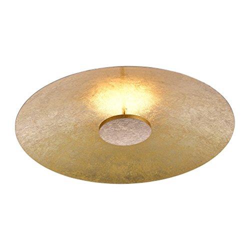 Paul Neuhaus 8132–12A, plafoniera, ferro, 25W, Gold, 50x 50x 10cm