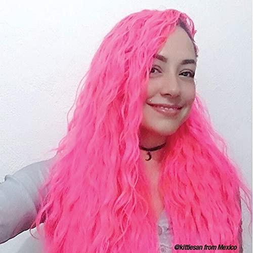 Manic Panic Cotton Candy Pink Hair Dye Color 8oz