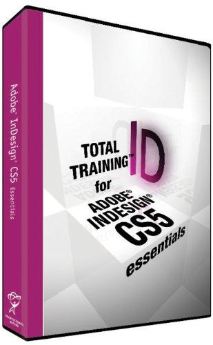 Price comparison product image Total Training Adobe Indesign CS5 Essentials