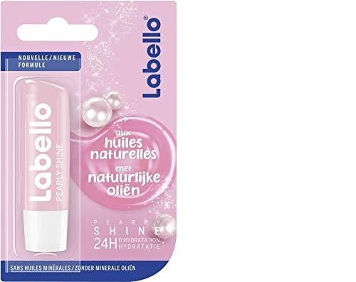 NIVEA Labello Pearly Shine (5,5 ml), Baume à...