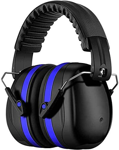 Protección de oído para disparar SNR 34dB Protectores de oído de seguridad Muffs protectores de oído proporcionan protección auditiva