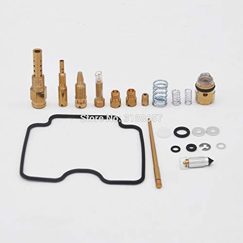Reparación de carburador carb kit de reconstrucción para suzuki ltz400 ltz 400 z400 2003-2008