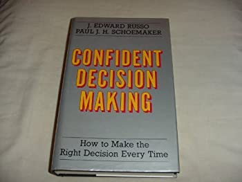 Confident Decision Making 0749910348 Book Cover