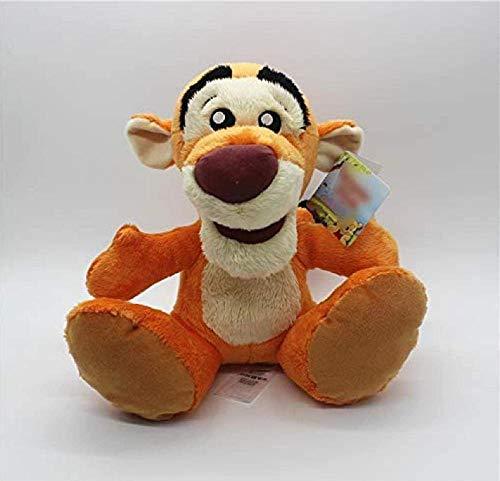 zithoogte 26 cm tekenfilms Teigetje pluche knuffel Soft Tiger Boy Kids Doll voor verjaardagscadeau