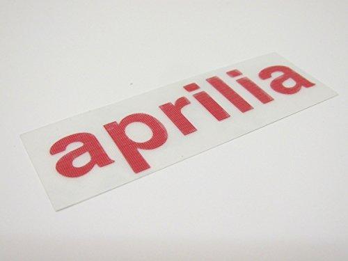 Aprilia Aufkleber 8cm - SR RS RSV 50 125 250 Touno Rally #47