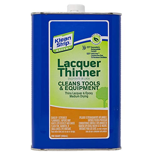 Klean-Strip Green Lacquer Thinner - 1 qt.