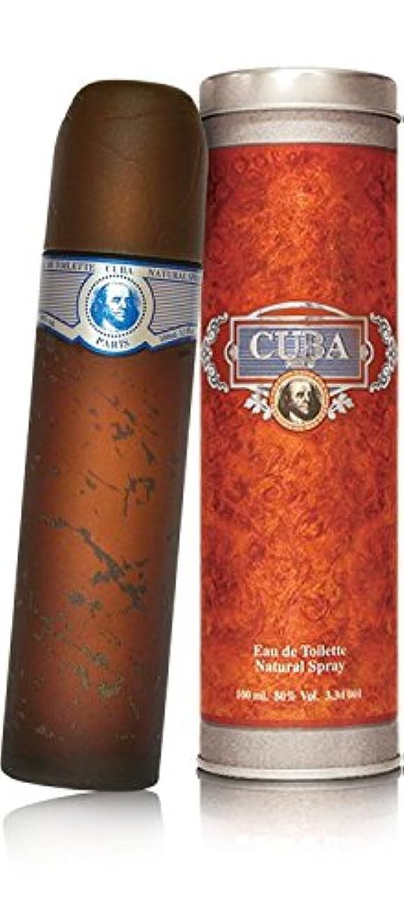 ガード登録する唯一キューバ ブルー オーデトワレ?スプレータイプ 100ml 【キューバ】 [並行輸入品]