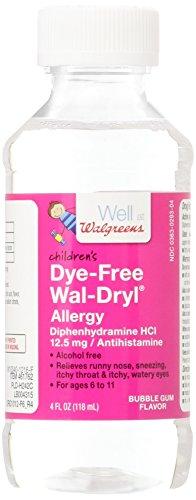 Walgreens Wal-Dryl Children
