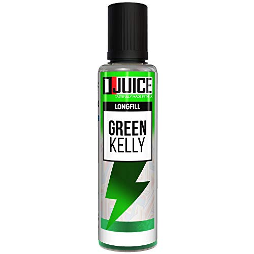 Green Kelly 20ml Longfill Aroma by T-Juice Nikotinfrei