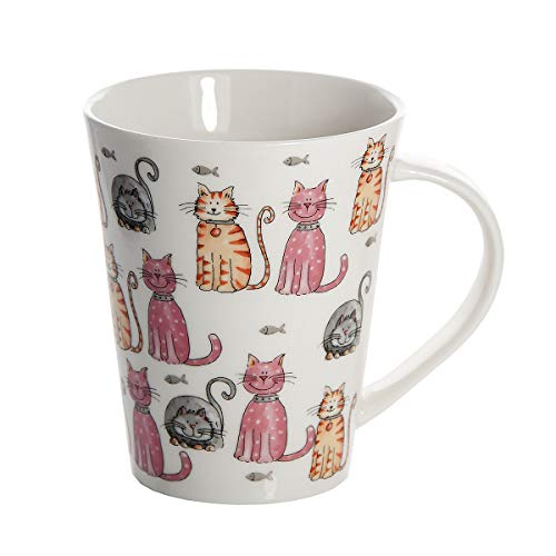 Taza Mug de cerámica Porcelana para café té, Tazas Desayuno ...