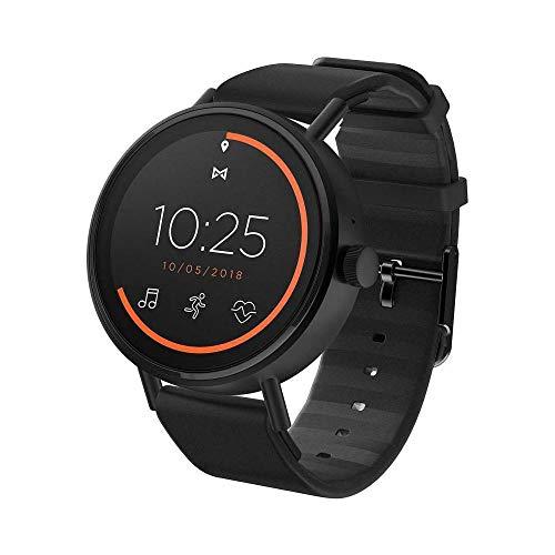 Misfit Herren-Smartwatch mit Silikon Armband MIS7200