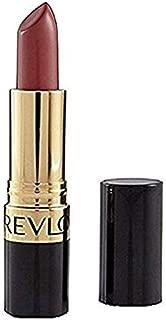 (2x) Revlon Super Lustrous Lipstick, 225 Rosewine, 0.15 Oz / 4.2g Each