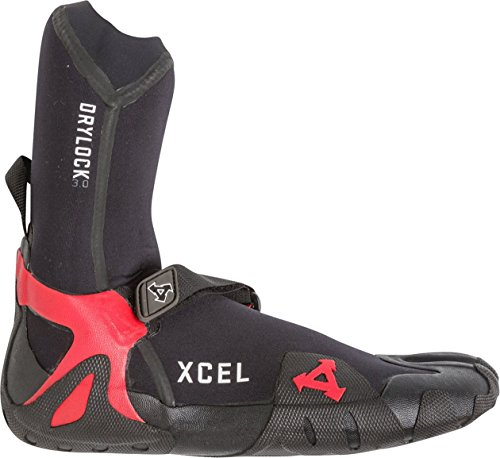 XCEL Men's Drylock Split Toe Boot 3mm