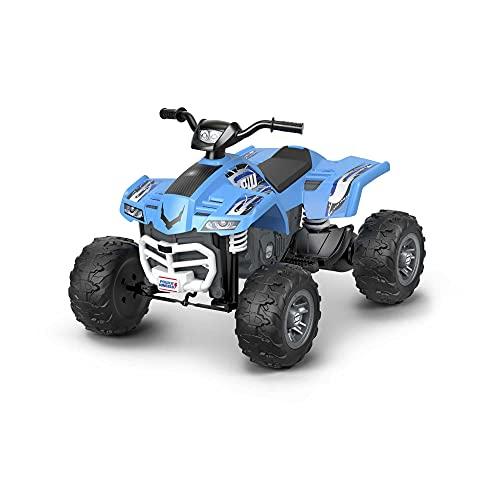Power Wheels Racing ATV, Blue...