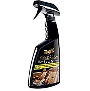 Meguiar's Gold Class Rich Leather 3in1 Cleaner-Conditioner-Protectant