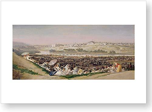 'La pradera de San Isidro', impresión oficial del Museo del Prado