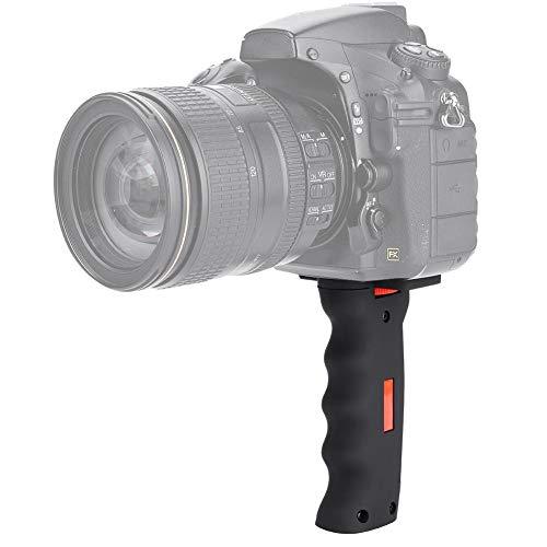 Mavis Laven Impugnatura per Fotocamera, Impugnatura per Pistola Portatile in Plastica Portatile, Impugnatura Ergonomica per Fotocamera con Vite da 1/4