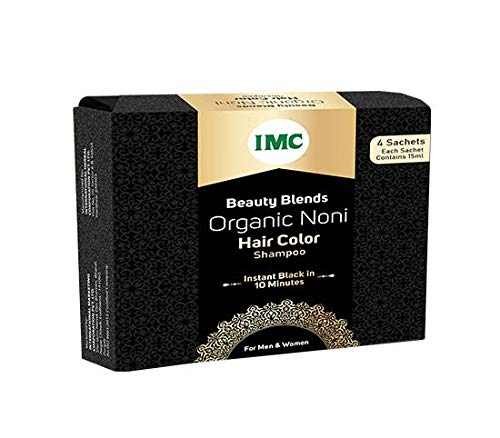 IMC Hair Colour Shampoo Enriched with Noni Ext, Aloe Vera set of 2
