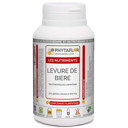 Levure de Bière inactive Phytaflor - : 50 gélules