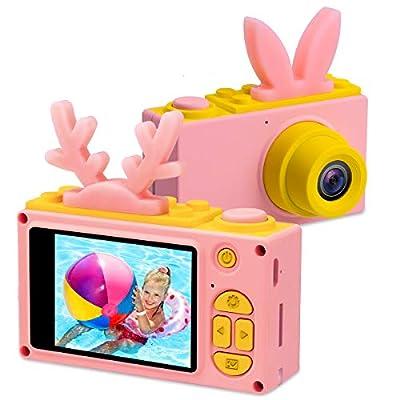 Kids Digital Cameras for Boys HD 1080P Video Camera from Joytrip