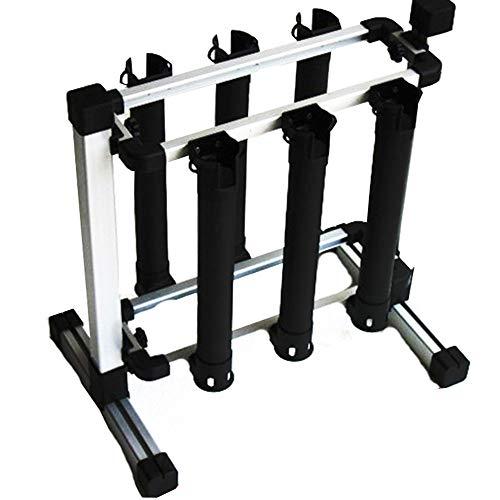 Li-HIM Angelruten-Organizer, Tragbare Angelrute Lagerregal, wasserdichte Einfache Installation Für Alle Arten Von Angelruten