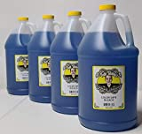 4 Pack of Todd Bosley's World Famous Color Safe Bleach (One Gallon Bottles)
