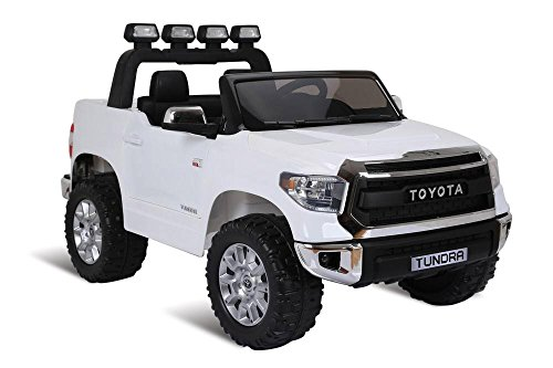 Pick Up Toyota R/C Elétrica 12V Bandeirante Branco