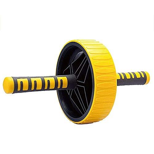 Abdominal Muscle Wheel - Abdominal Abdominal Wheel Sports Wheel Fitness Equipment Home Unisex